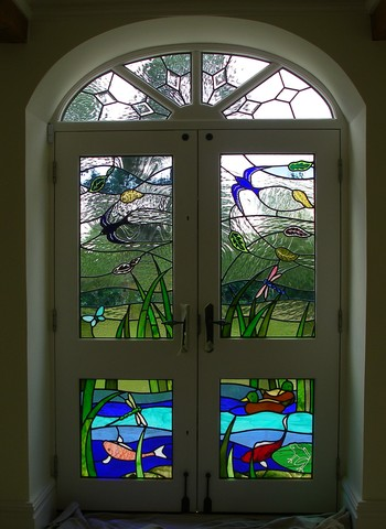 Decorative Glass Design Gallery Doors Amp Door Surrounds